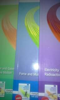 HKDSE Physic Oxford Level Up Exercise(including all compulsary part)with full solution books