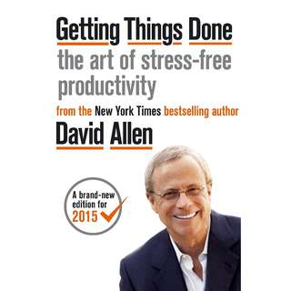 Getting Things Done: The Art of Stress-Free Productivity by David Allen - EBOOK