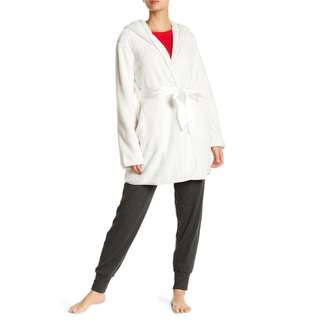 MAIDENFORM 100%Authentic Plush Hooded Robe