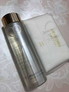 Cle de peau beaute eye & lip make up remover