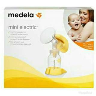 mollie&mommy preloved medela mini single electric pump
