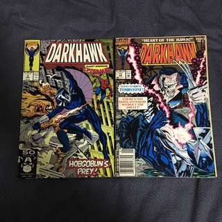 Marvel Comics Darkhawk