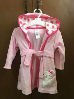Carter's Bathrobe
