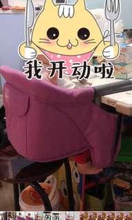 9成新bb餐椅