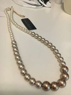 Brooks Brothers Pearl Necklace