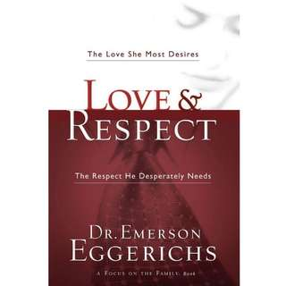 Love & Respect: The Love She Most Desires; The Respect He Desperately Needs by Emerson Eggerichs - EBOOK