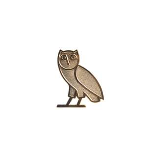 OVO October's Very Own Owl Pin