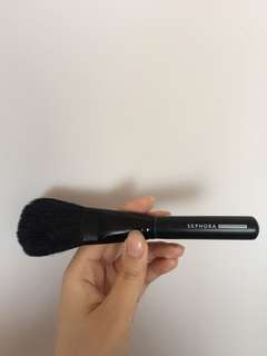Sephora powder brush