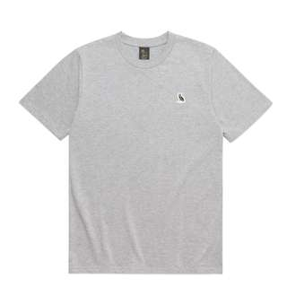 OVO October's Very Own Owl Patch Tee Grey (Small)