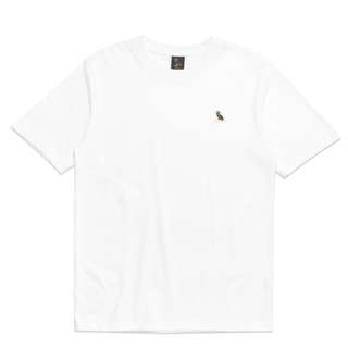 OVO October's Very Own Owl Patch Tee White (Small)
