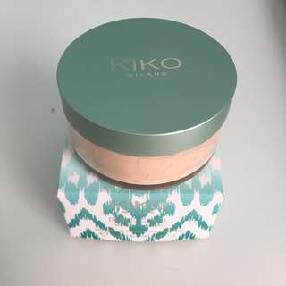 Kiko Milano Baking Powder