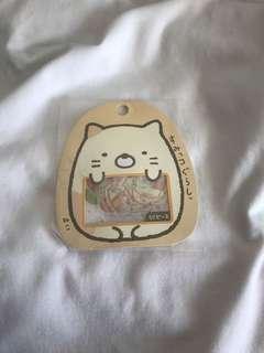 summiko gurashi neko stickers set of 50.