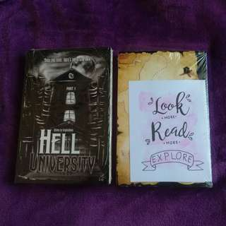 Psicom Wattpad: Hell University Book 1