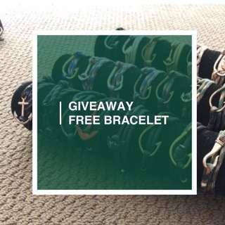 GIVEAWAY SAVE $17 FREE Bracelet!!
