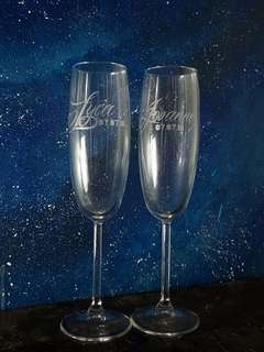 Personalized Wineglass