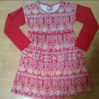 BNWT Hello Kitty Dress Size 6