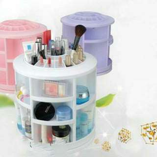 Make up,skincare compartments