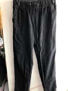 Rustic flow pants