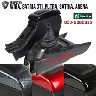 ARM REST + CONSOLE BOX - WIRA