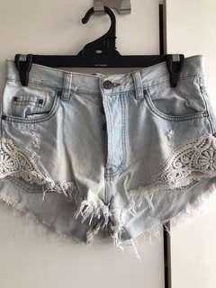 Factori shorts