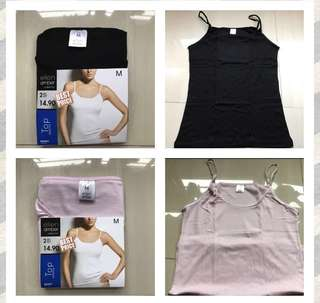 Size:S,M , XL - ladies Singlet ,1 for $3.7 Mailed