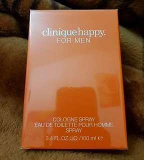 💯Authentic Clinique Happy for Men