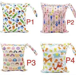 Baby double zip wet bag 1 for $6.50 Mailed