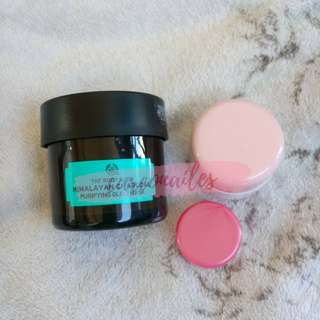 The Body Shop Himalayan Charcoal Share