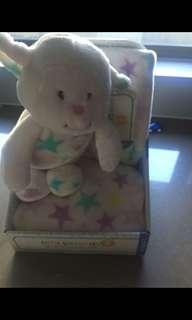 Baby blanket gift girl
