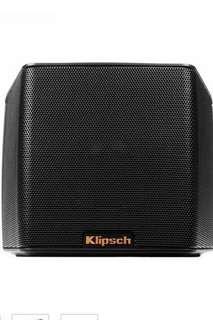 Klipsch Groove Portable Bluetooth Speaker