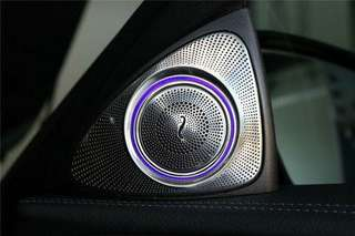 BURMESTER Audio Rotating Tweeters Mercedes Benz