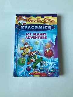 Geronimo Stilton - Spacemice - Ice Planet Adventure
