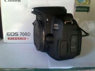 Cicilan Canon Eos 700D Proses Bisa Ditunggu