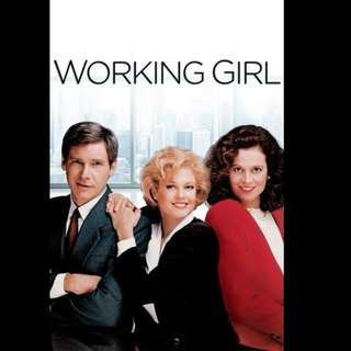 [Rent-A-Movie] WORKING GIRL (1988)