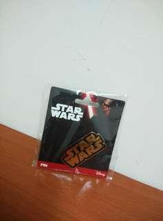 星際大戰Star Wars別針