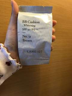 [FREE shipping] Laneige BB Cushion Refill Pack