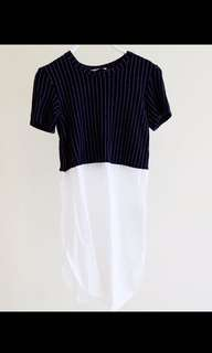 Zara long Tshirt