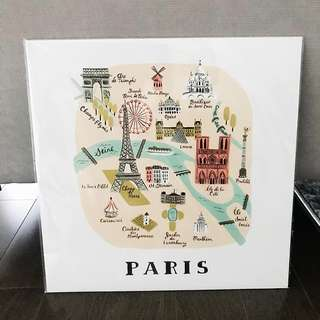 RIFLE PAPER CO. - Paris Print