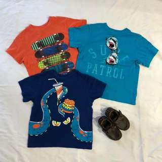 CHILDRENS PLACE Tees Set