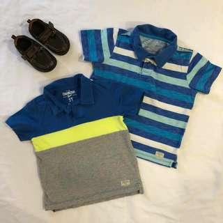 Oshkosh B'gosh Polo shirt set