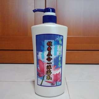 Traditional Sandalwood Shower Gel (Taiwan)  / Confinement Shower Gel