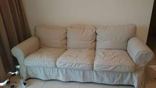 Sofa for sale! Sofa must go!!
