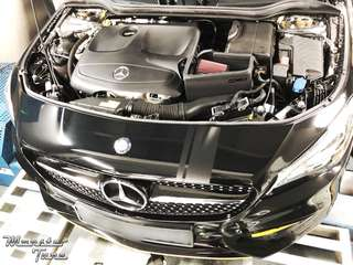 MST Performance Intake For Mercedes A/CLA Class