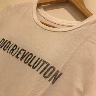 (PRICE DROP)DIOR T-Shirt 2017
