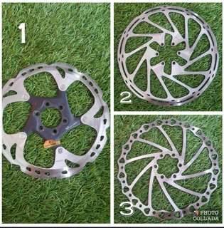 MTB rotors for Sale