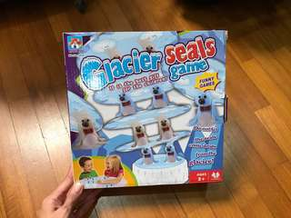 Brand New Glacier Seas Game