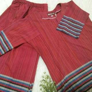 Baju Kurung linen