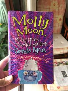 Molly Moon children's storybook