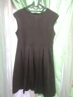 Zara dress maroon