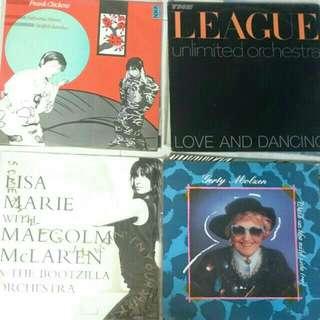 Used Vinyl Singles